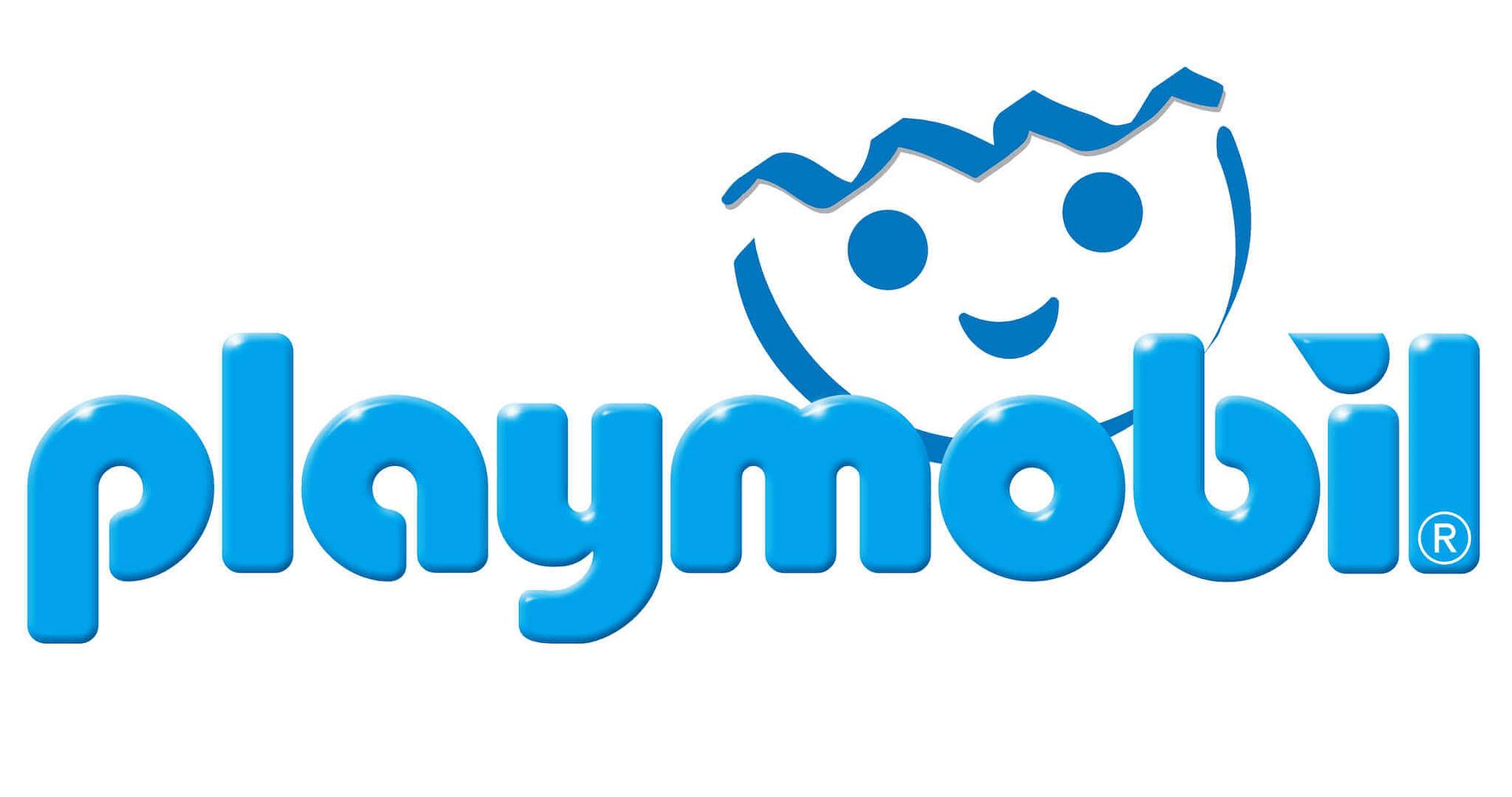 Playmobil לוגו פליימוביל